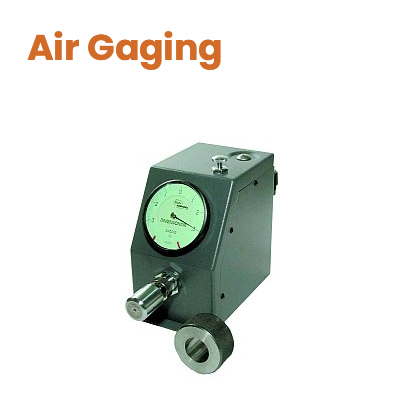 Air Gaging NC