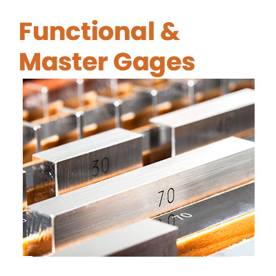 Functional & Master Gages