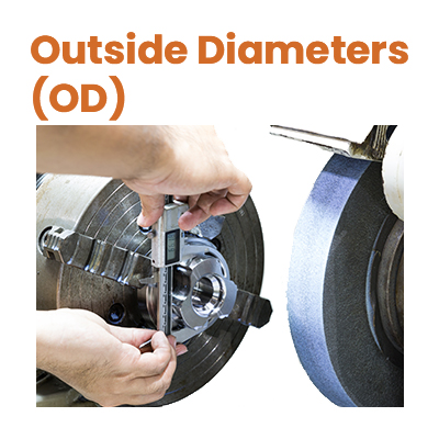 Outside Diameters (OD)