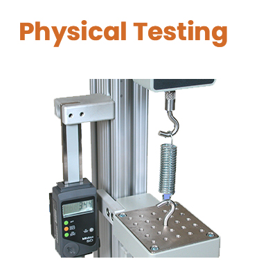Physical Testing