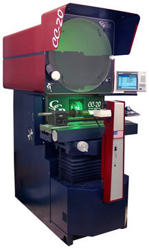 CC-20 Optical Comparator MAIN
