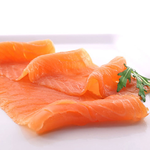 SCOTTISH STYLE SMOKED SALMON SLICED SKINLESS 2.5 Lb/piece/piece THUMBNAIL