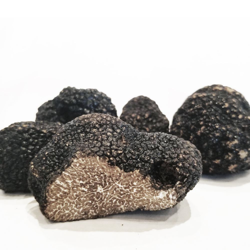 Fresh Black Winter Truffle - from Italy (Tuber Melanosporum) -2 oz THUMBNAIL