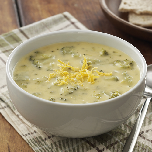 BROCCOLI CHEDDAR SOUP MAIN