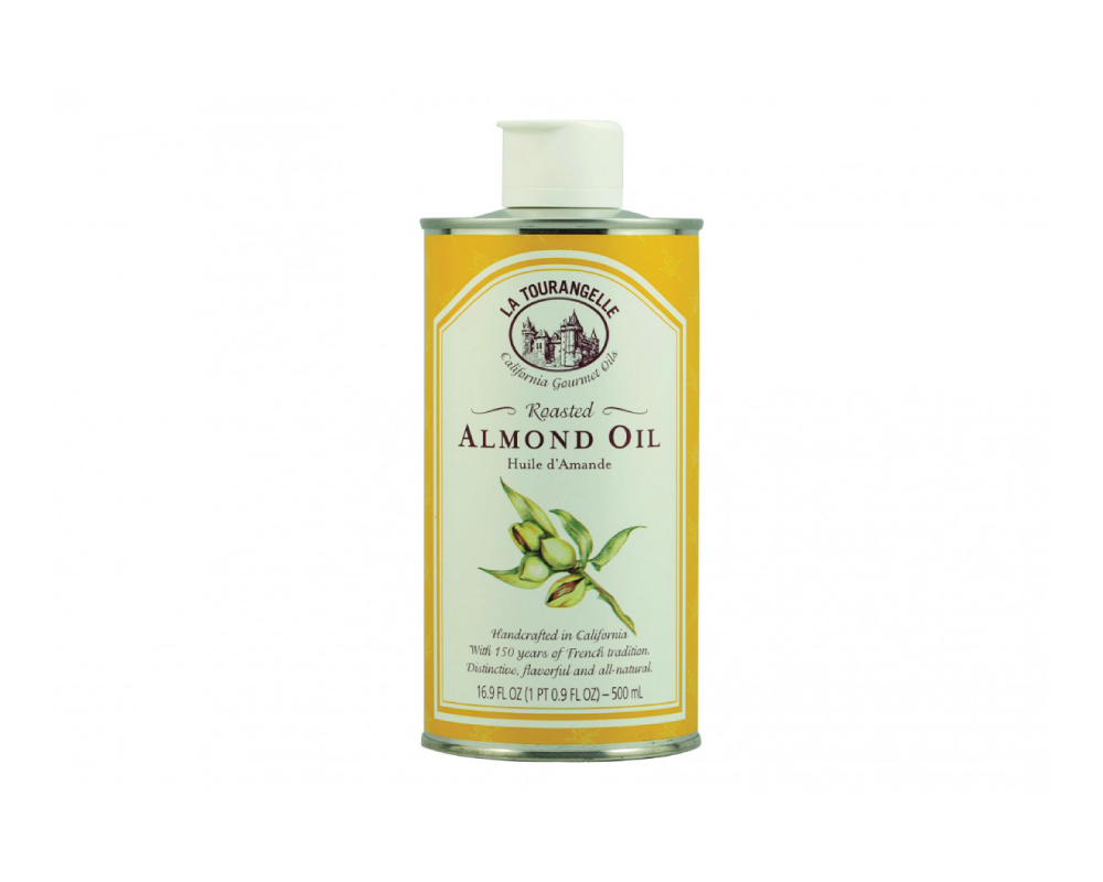 ALMOND OIL 1/2 l MAIN