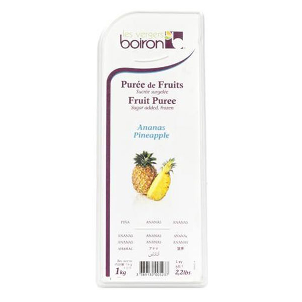 PUREE PINEAPPLE (524)-  1 KG MAIN