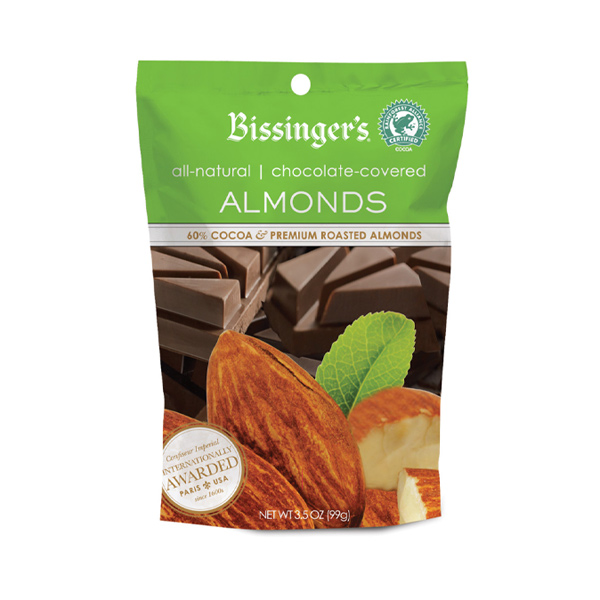 ALMONDS - DARK CHOCOLATE - 3.5 THUMBNAIL