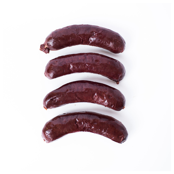 BOUDIN NOIR PORK BLOOD PUDDING - 1.1 LB MAIN