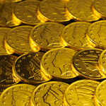 Milk Chocolate Gold Coins (12oz)_THUMBNAIL
