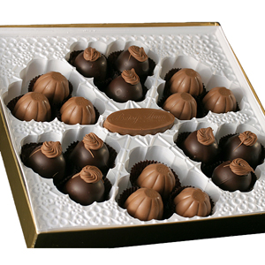 Parfait & Mousse Chocolate Truffles (18pc) MAIN