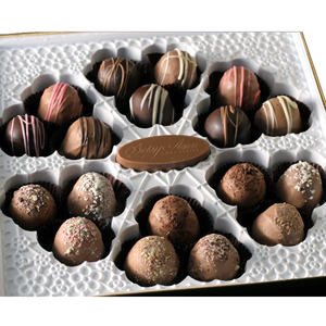 Chocolate Truffle Assortment (18pc) MAIN