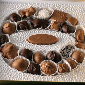 Milk & Dark Chocolate Assortment (16oz) MAIN