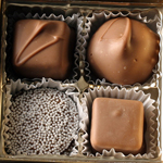 Milk Chocolate Assortment (4pc) THUMBNAIL