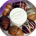 International Chocolate Truffle Eggs (6 - 1.5oz)_THUMBNAIL