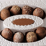 American Original Chocolate Truffles (8pc) THUMBNAIL