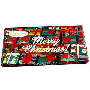 Christmas Bar - Milk Chocolate (3.5oz)_MAIN