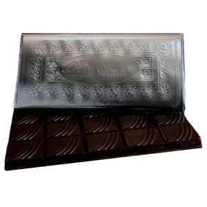 Dark Chocolate Silver Bar (3.5oz) MAIN