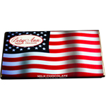 Milk Chocolate Flag Bar (3.5oz)