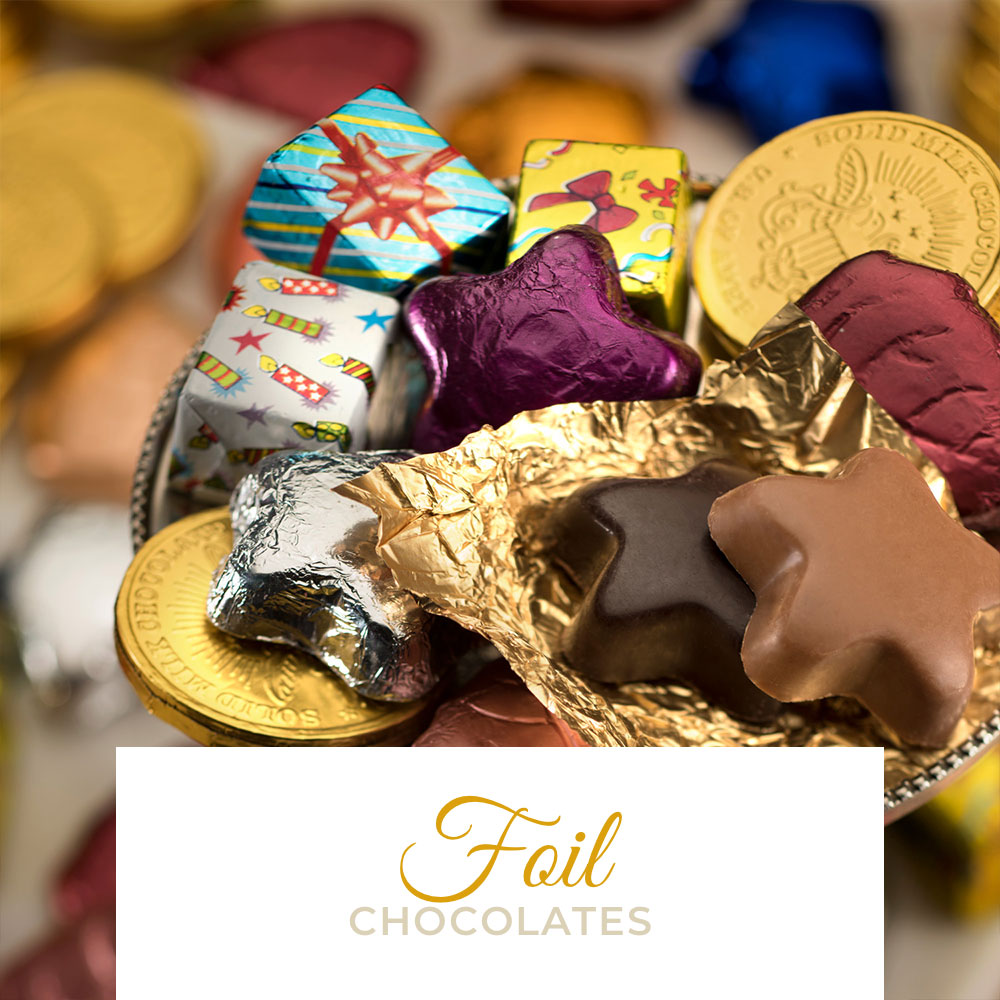 Foil Covered Chocolates