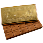 Milk Chocolate Gold Bar (3.5oz) THUMBNAIL
