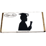 Milk Chocolate Boy Graduation Bar (3.5oz) THUMBNAIL