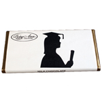 Milk Chocolate Girl Graduation Bar (3.5oz)