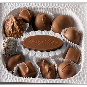 Milk Chocolate Assortment (8oz)