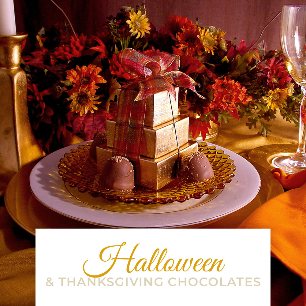 Halloween & Thanksgiving Chocolates