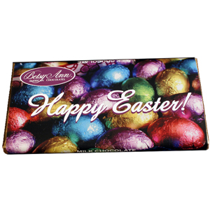 Easter Bar - Milk Chocolate (3.5oz) MAIN