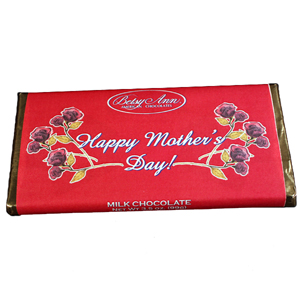 Milk Chocolate Mothers Day Bar (3.5oz) MAIN