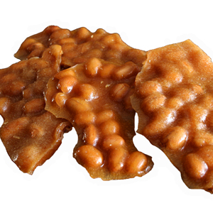 Peanut Brittle 8oz MAIN