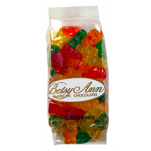 8oz SUGAR FREE Gummi Bears MAIN