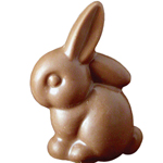 Squatty Bunny - Milk Chocolate (2.5oz)