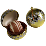 1oz Truffle Christmas Favor