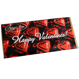 Valentine Bar - Milk Chocolate (3.5oz) MAIN