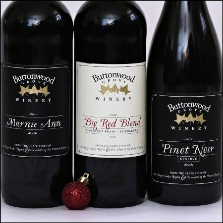 Dry Red Holiday Gift Pack MAIN