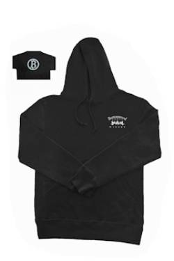 Buttonwood Pullover Logo Hoodie