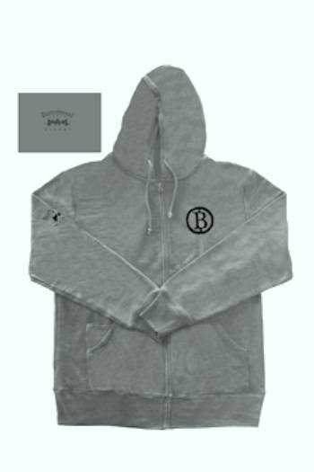 Buttonwood Zip Hoody, Youth MAIN