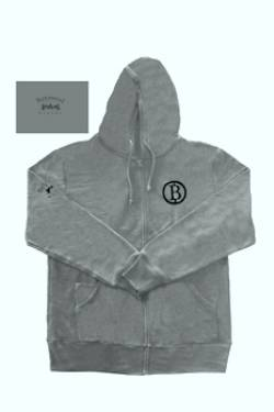 Buttonwood Zip Hoody, Youth THUMBNAIL