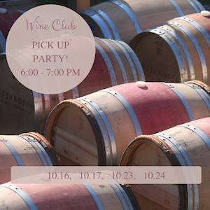 Pick-Up Party Reservation - October 24th, 6:00 - 7:00  PM LARGE