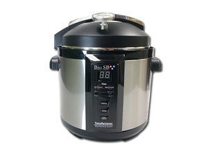 TintoRetriever Digital Pressure Cooker with Thermometer THUMBNAIL