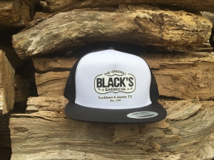 Black's Barbecue Trucker Hat MAIN