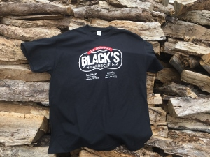 The Original Black's BBQ Shirt MAIN