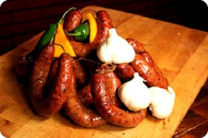 Edgar Black's Homemade Sausage Sampler MAIN