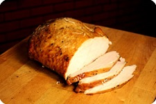 Boneless Turkey Breast (2 lbs)