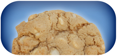 White Chocolate Macadamia Chip Cookie