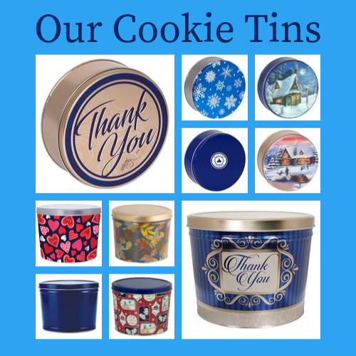 Best Cookie Tins shipped and delivered!