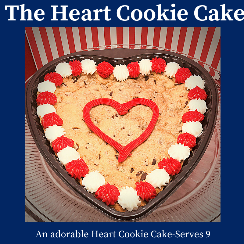 Best cookie cakes shipped and delivered. THUMBNAIL