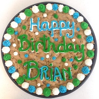 12 Inch Cookie Cake (feeds up to 14)