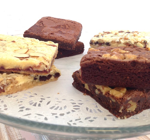 The Gluten Free Moondance Break (2 Brownie/Bars)
